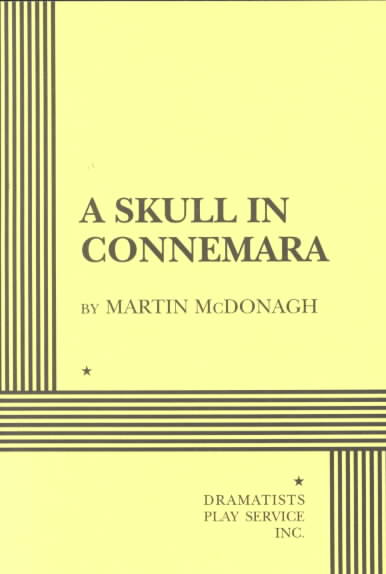 A Skull in Connemara By McDonagh, Martin
