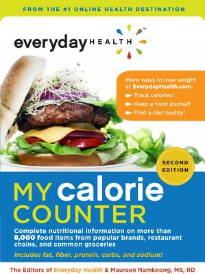 Everyday Health My Calorie Counter By Everyday Health (COR)/ Namkoong, Maureen